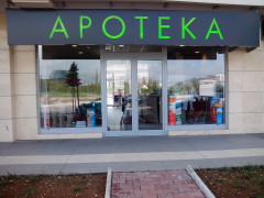 Аптека «Pharmacity» в Подгорице