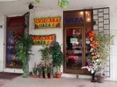 Магазин цветов «Oaza» в Подгорице