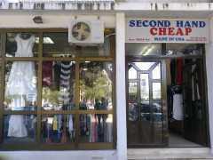 Магазин Second Hand «Cheap» в Баре