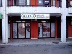 Магазин бронированных и огнеупорных дверей «MEPRO» в Подгорице