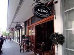 Кафе «Caffe Nero» в Подгорице
