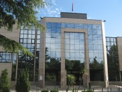 Черногорский народный театр в Подгорице (Crnogorsko narodno pozorište)