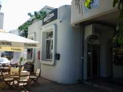 Кафе «Sindikat» в Баре