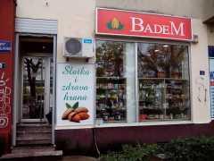 Кондитерская «Badem» в Подгорице
