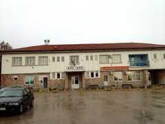 Железнодорожный вокзал в Баре