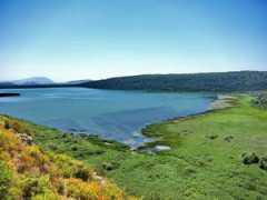 Шацкое озеро в Черногории
