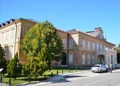 Исторический и Художественный музеи в Доме правительства в Цетинье (Istorijski i Umjetnički muzej u Vladinom domu)