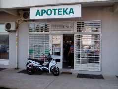 Аптека «MSP Pharm» в Подгорице