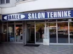 Магазин бытовой техники «Bralex» в Подгорице