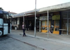 Автовокзал в Херцег-Нови