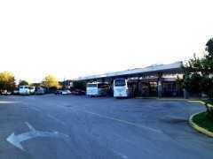 Автовокзал в Ульцине