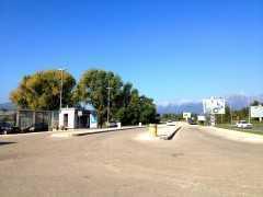 Автовокзал в Тивате