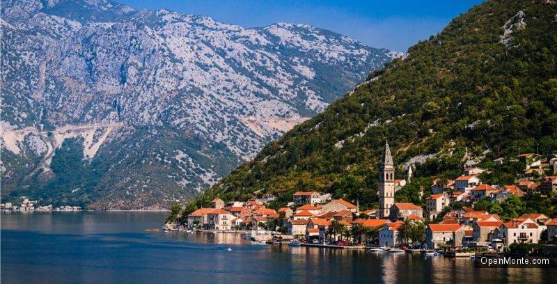 Статьи: О Черногории: Отдых в Черногории: куда лучше поехать?