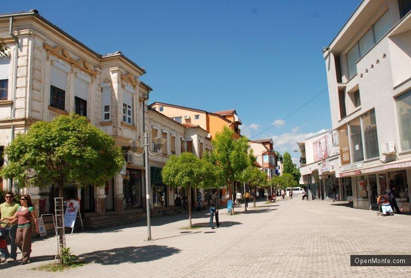 О Черногории: Город Охрид в Македонии: красивый таймлапс из 7000 фотографий