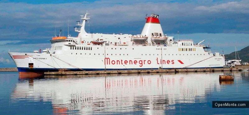 Новости Черногории: Паромная линия Бар-Бари возобновит работу с 19 мая