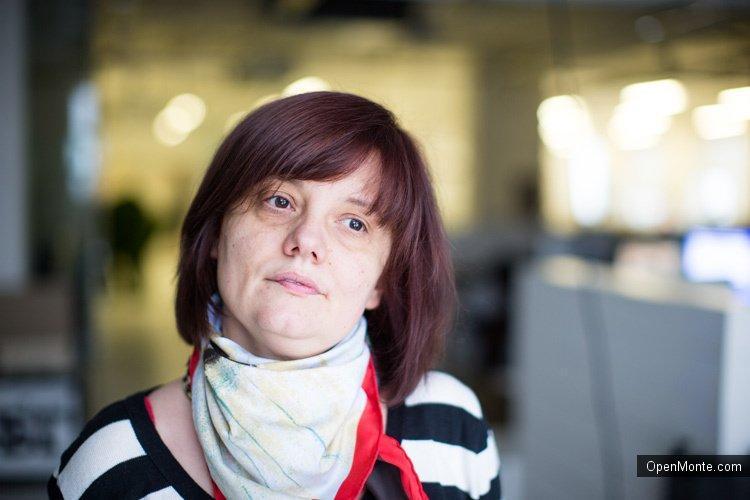 Проживание в Черногории: Новости Черногории: О Черногории: Алена Владимирская о том, как найти работу после 50-ти