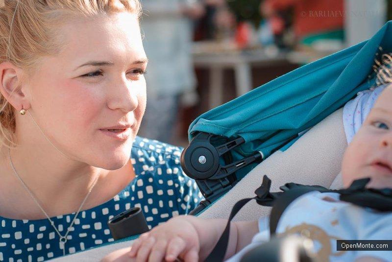 Люди Черногории: Анастасия Гельман: «В Черногории жить с детьми - одно удовольствие»