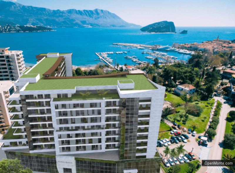 Проживание в Черногории: «Porto Budva» - мой собственный дом у моря!