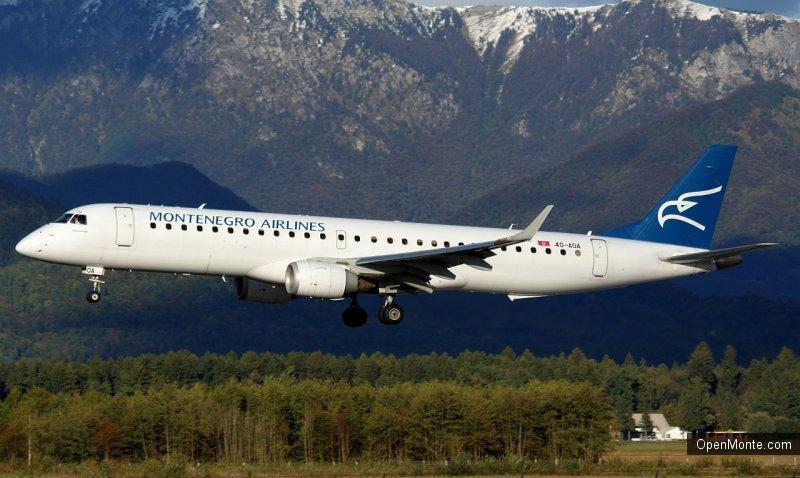 Новости Черногории: О Черногории: Черногорский авиаперевозчик «Montenegro Airlines» нуждается в срочной помощи