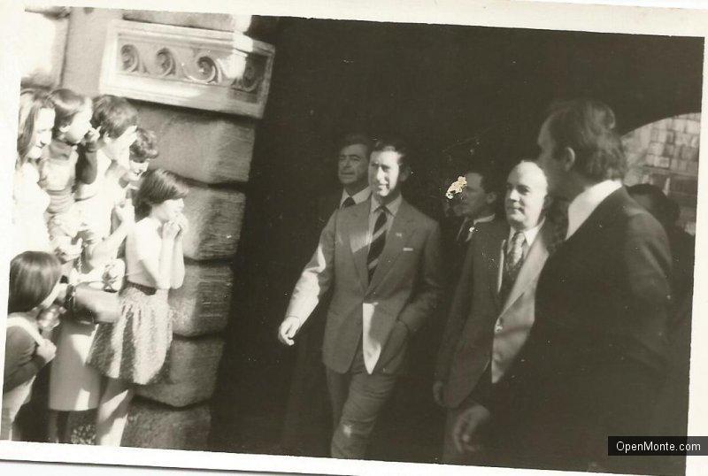 Новости Черногории: Черногорцы ждут принца Уэльского и готовят для него подарки