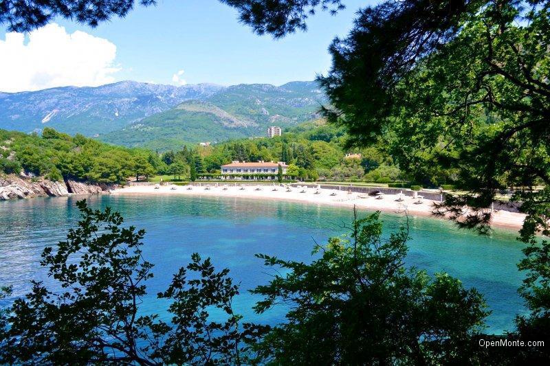 Отдых в Черногории: О Черногории: Будванская ривьера в межсезонье