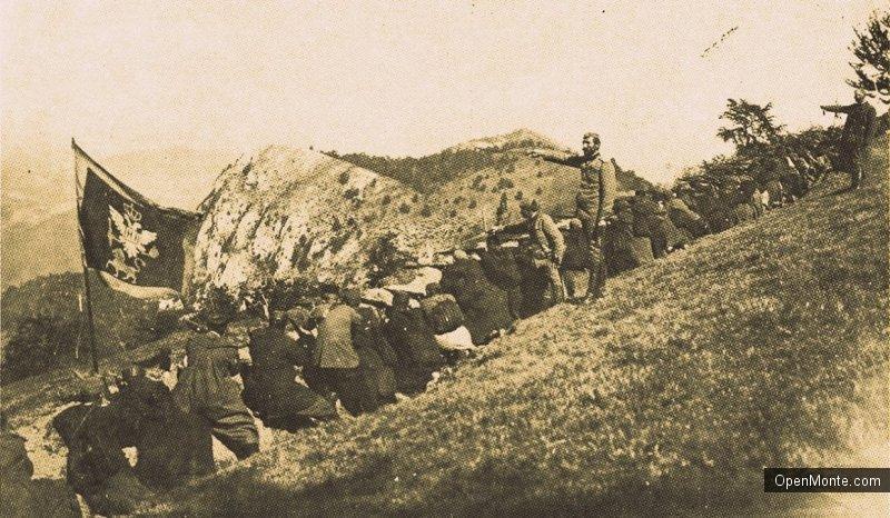Их нравы: О Черногории: Черногорцы отмечают 100 лет со дня победы в знаменитой битве под Мойковцем