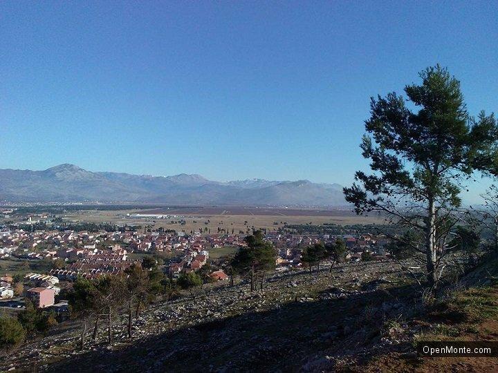 Фото Черногории: О Черногории: Дайбабская башня