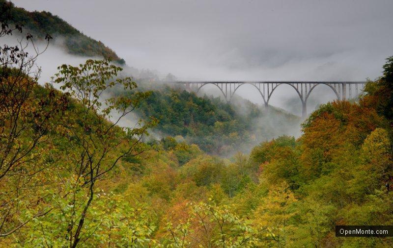Проживание в Черногории: О Черногории: Осень в Черногории балует погодой - ее никто не гонит и не ждет зимы