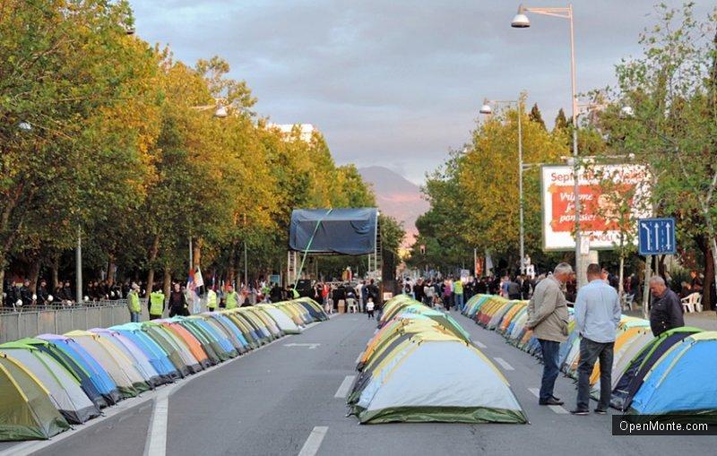 Новости Черногории: Москва считает, что протесты в Черногории не могут дестабилизировать ситуацию