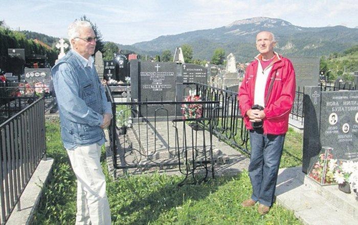 Новости Черногории: В Колашине собирают деньги на реконструкцию могилы русского профессора