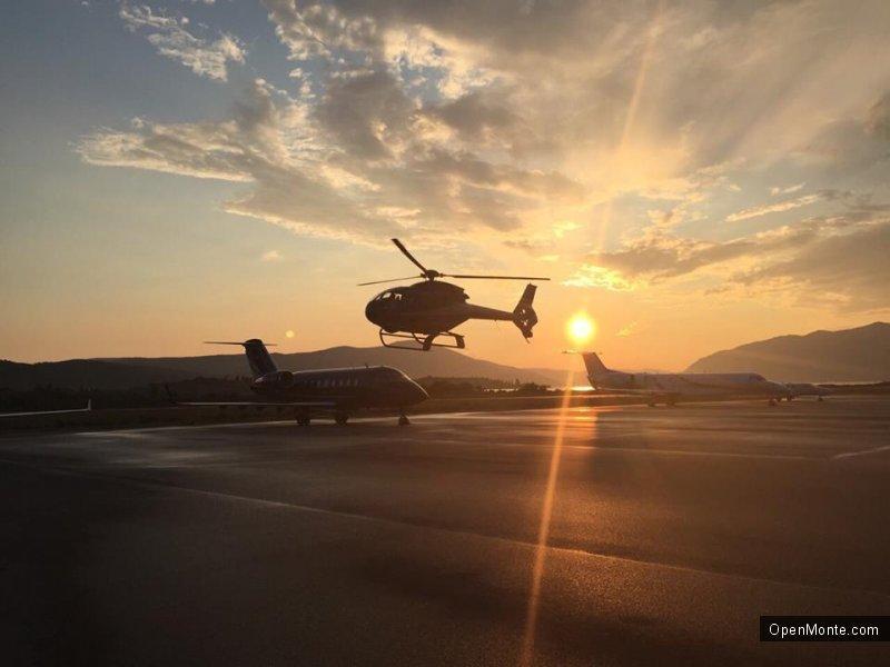 Бизнес в Черногории: Новости Черногории: Развитие малой авиации в Черногории тормозят административные барьеры