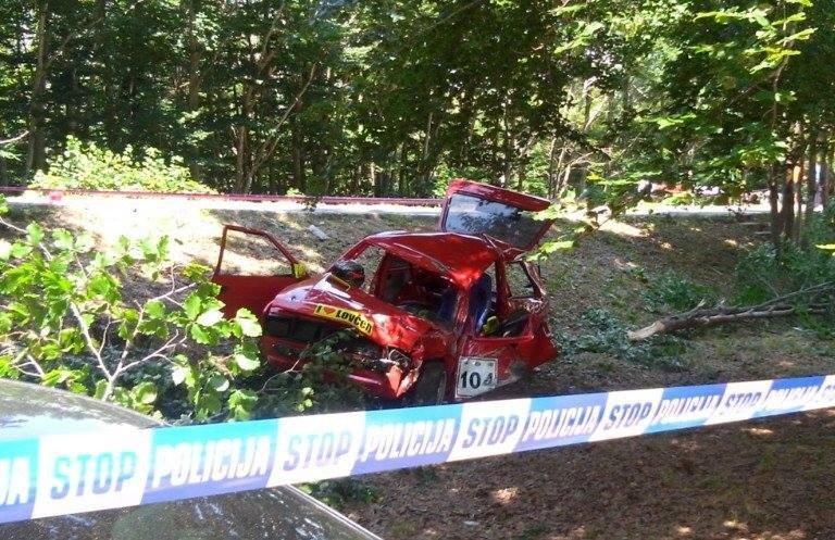 Новости Черногории: Трагедия на горных автогонках в Ловчене: один человек погиб, четверо ранены