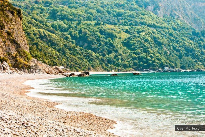 Отдых в Черногории: Не только Черногория: Пляж Яз назван лучшим пляжем Европы