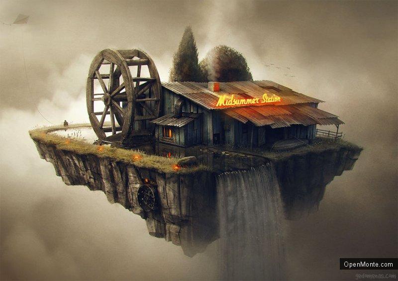 Ovo je interesantno: Это интересно: О Черногории: Необычные картины для людей и о людях