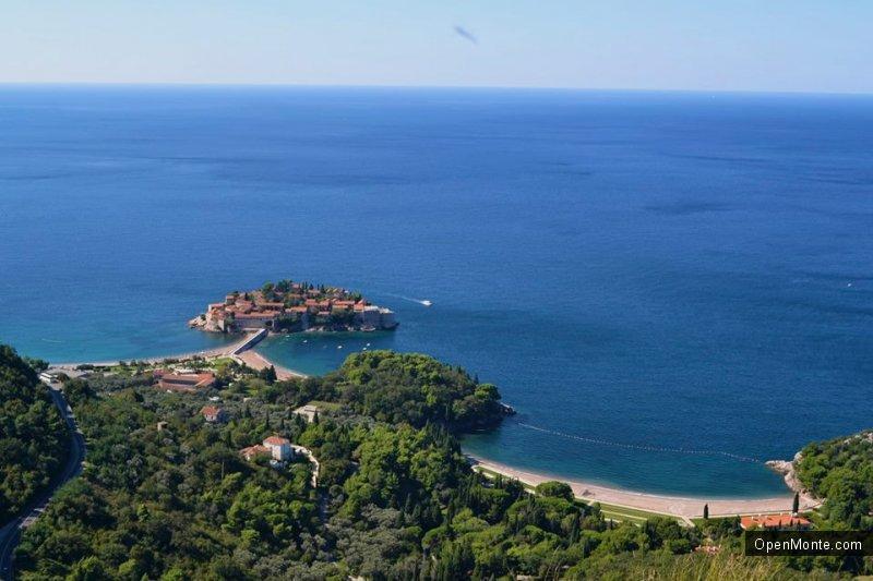Отдых в Черногории: Пляжи Черногории