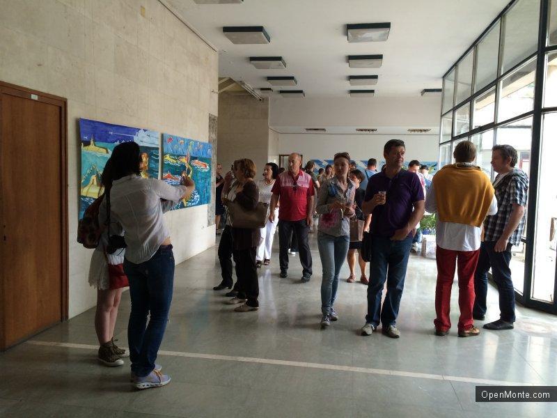 Новости Черногории: Открытие Дома художника в Которе: арт-резиденция Dukley официально начала работу
