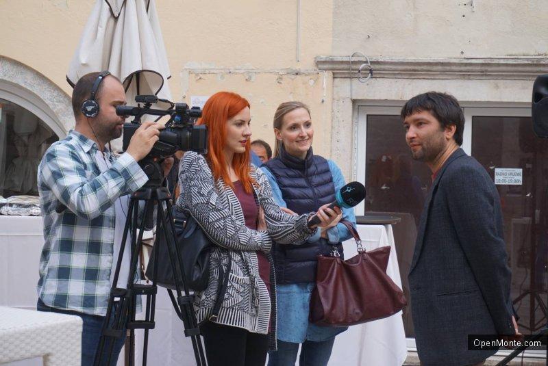 Люди Черногории: О Черногории: Сергей Хисматов: Если проект Dukley будет развиваться, мы будем вывозить из Черногории искусство и показывать его миру