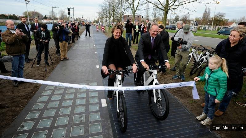 Это интересно: В Нидерландах солнечные батареи решили вмонтировать в велосипедную дорожку