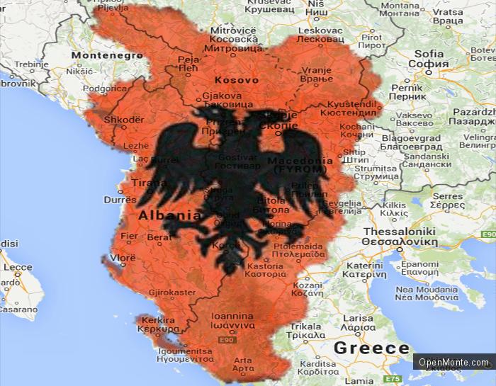 Не только Черногория: Российский МИД предупреждает об угрозе нового конфликта на национальной почве на Балканах