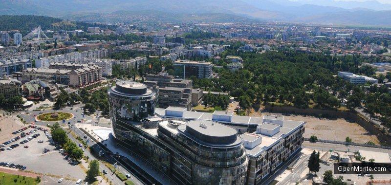 Проживание в Черногории: Atlas Capital Centar – роскошь в сердце Подгорицы