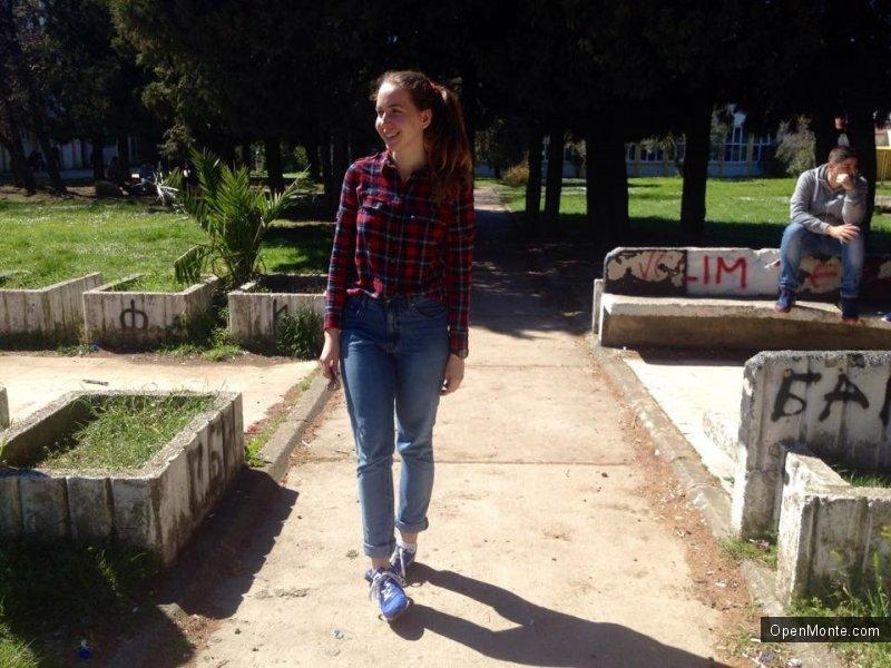 Люди Черногории: Лиза Калагаева: «Черногория для меня стала первым шагом к европейскому образованию»