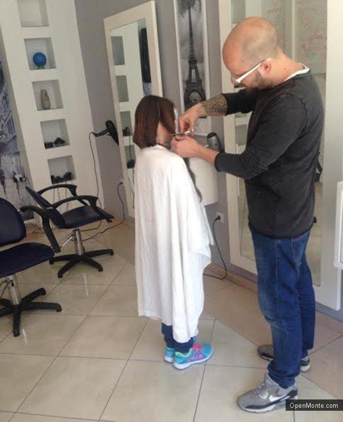Новости Черногории: 11-летняя черногорка первая пожертвовала свои волосы для больных раком детей