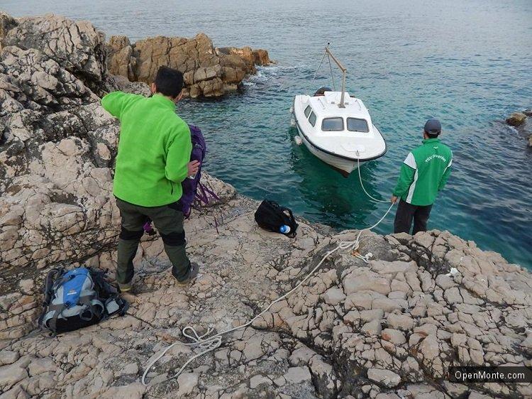 Проживание в Черногории: Члены клубов «Orjen Outdoor» и «Niskogorci» провели спасательную операцию на Мамуле