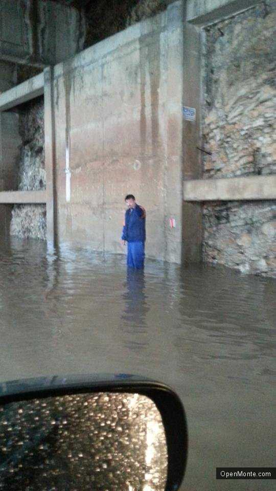 Фото Черногории: Черногорию затопило: много фото разных мест