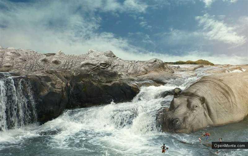 Это интересно: О Черногории: Фотоманипуляции от цифрового художника из Индии, которые неизменно восхищают!