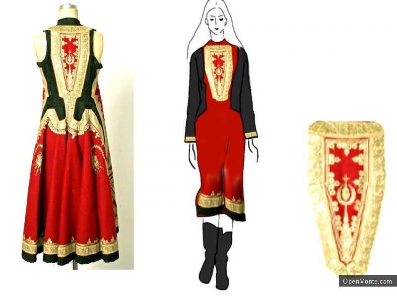 Ovo je interesantno: Проживание в Черногории: Дарья Разумихина рассказала про черногорскую коллекцию современной одежды