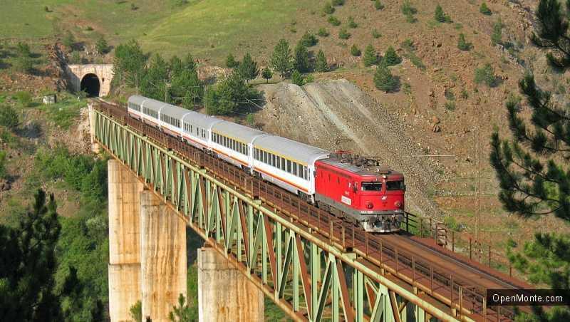 Проживание в Черногории: О Черногории: На поезде из Белграда в Бар: впечатления путешественника