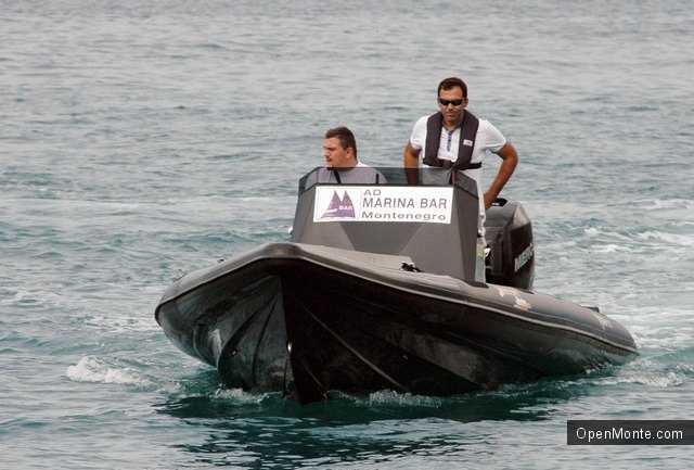 Новости Черногории: Датский гонщик намерен пройти на лодке маршрут Бар-Бари за 90 минут