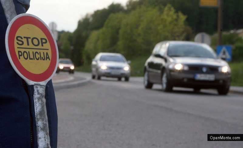 Проживание в Черногории: Как вести себя с черногорской дорожной полицией: полезные советы