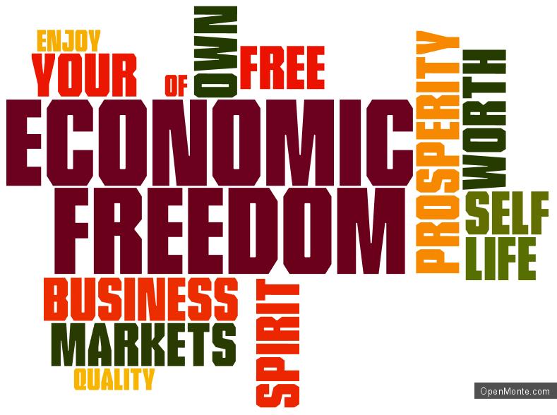 Новости Черногории: О Черногории: Черногория занимает 38 место в мировом рейтинге по уровню экономических свобод